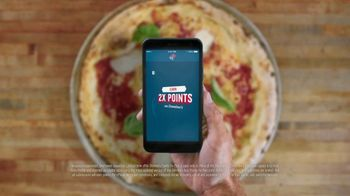 Domino's App TV Spot, 'Points for Pies: Medium Toppings' - Thumbnail 9