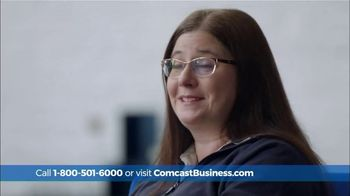 Comcast Business Switch & Save Days TV Spot, 'Excited Business Owners: $200 Prepaid Card' - Thumbnail 8