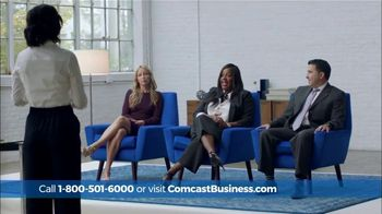 Comcast Business Switch & Save Days TV Spot, 'Excited Business Owners: $200 Prepaid Card' - Thumbnail 9