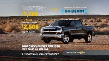 2018 Chevrolet Silverado TV Spot, 'Last Truck Standing' [T2] - Thumbnail 8
