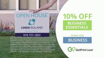 GotPrint.com TV Spot, 'Ding: 10% off Business Essentials' - Thumbnail 10