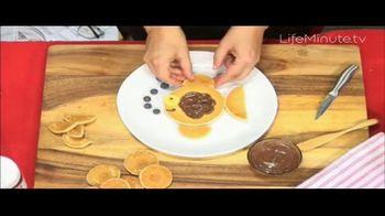 Nutella TV Spot, 'Life Minute: Pancake Day' Featuring Donatella Arpaia - Thumbnail 8