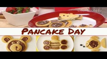 Nutella TV Spot, 'Life Minute: Pancake Day' Featuring Donatella Arpaia - Thumbnail 1