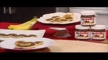 Nutella TV Spot, 'Life Minute: Pancake Day' Featuring Donatella Arpaia - Thumbnail 2