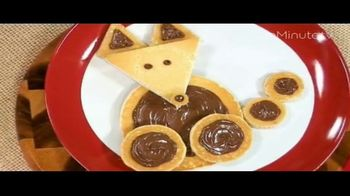 Nutella TV Spot, 'Life Minute: Pancake Day' Featuring Donatella Arpaia - Thumbnail 3