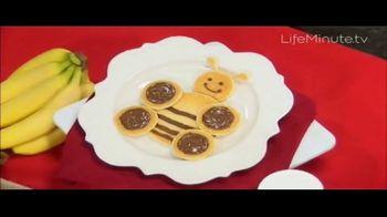 Nutella TV Spot, 'Life Minute: Pancake Day' Featuring Donatella Arpaia - Thumbnail 4