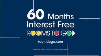 Rooms to Go 28th Anniversary Sale TV Spot, 'Contemporary Living Room Set' - Thumbnail 6