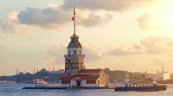 Turkish Airlines TV Spot, \'Discover More: Istanbul\'