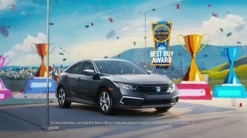 Honda Civic LX TV Spot, 'The Whole Package' [T2]