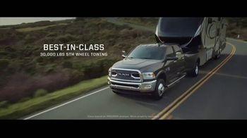 Ram Truck Month TV Spot, 'It's Simple: Tradesman' [T2]