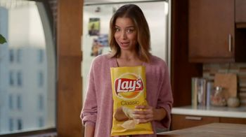 Lay's TV Spot, 'Fiery Habanero Courageous'