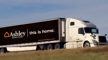 Ashley HomeStore TV Spot, 'Home Delivery' Song by Sheppard - Thumbnail 1