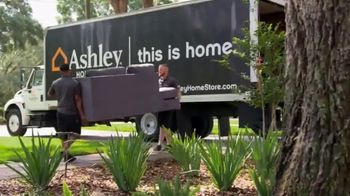 Ashley HomeStore TV Spot, 'Home Delivery' Song by Sheppard - Thumbnail 3