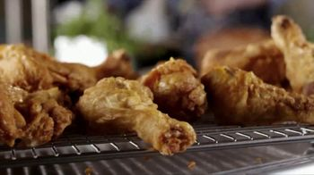 Bob Evans Farms Homestyle Fried Chicken TV Spot, 'Great Meal for a Great Price'