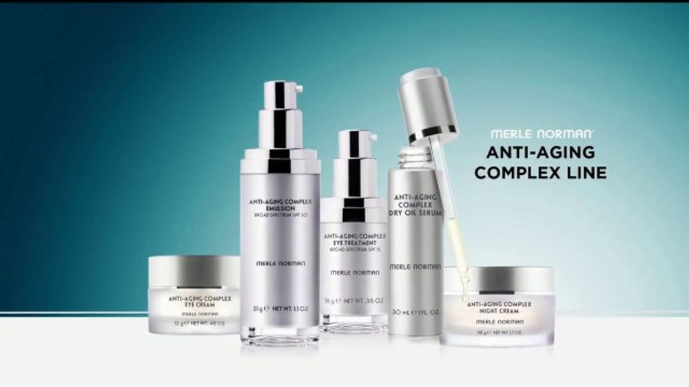 Image result for merle norman anti-aging line of products