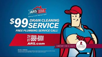 ARS Rescue Rooter Drain Cleaning Service TV Spot, 'Clogged Toilet' - Thumbnail 10
