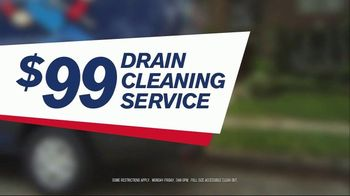 ARS Rescue Rooter Drain Cleaning Service TV Spot, 'Clogged Toilet' - Thumbnail 7