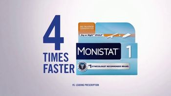Monistat 1 TV Spot, 'Get Relief 4 Times Faster' - Thumbnail 4
