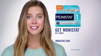 Monistat 1 TV Spot, 'Get Relief 4 Times Faster' - Thumbnail 8