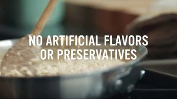 Knorr Selects Four Cheese Risotto TV Spot, 'Real Ingredients' - Thumbnail 6