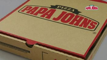 Papa John's TV Spot, 'More Better' - Thumbnail 1