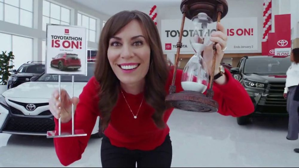 Toyota Toyotathon TV Commercial, 'Hourglass' [T2] - Video