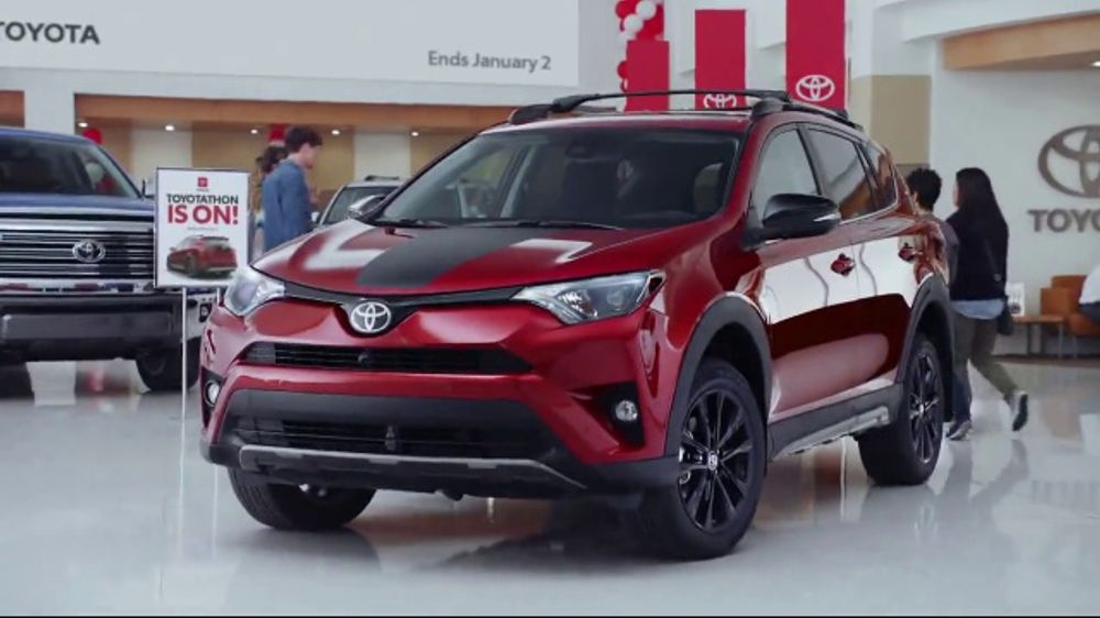 Toyota Toyotathon TV Commercial, 'Hourglass' [T2] - iSpot.tv