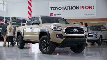 Toyota Toyotathon TV Spot, 'Hourglass' [T2] - Thumbnail 2