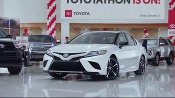 Toyota Toyotathon TV Spot, 'Hourglass' [T2] - Thumbnail 4