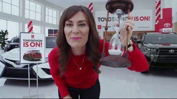Toyota Toyotathon TV Spot, 'Hourglass' [T2] - Thumbnail 6