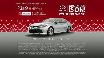 Toyota Toyotathon TV Spot, 'Hourglass' [T2] - Thumbnail 7