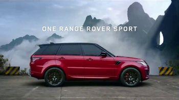 2019 Range Rover Sport TV Spot, 'Proven Performance' [T1]
