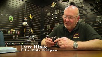 2019 Lew's Pro-TI Bait Cast Reel TV Spot, 'Synonymous With Quality'