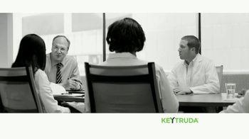 Keytruda TV Spot, 'It's TRU: Dr. Kloecker's Story: Living Longer Is Possible'