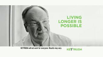 Keytruda TV Spot, 'It's TRU: Dr. Kloecker's Story: Living Longer Is Possible' - Thumbnail 10