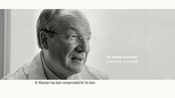 Keytruda TV Spot, 'It's TRU: Dr. Kloecker's Story: Living Longer Is Possible' - Thumbnail 2