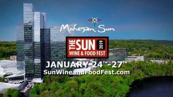 Mohegan Sun TV Spot, '2019 Sun Wine and Food Fest' - Thumbnail 9