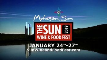 Mohegan Sun TV Spot, '2019 Sun Wine and Food Fest' - Thumbnail 1