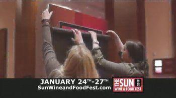 Mohegan Sun TV Spot, '2019 Sun Wine and Food Fest' - Thumbnail 2
