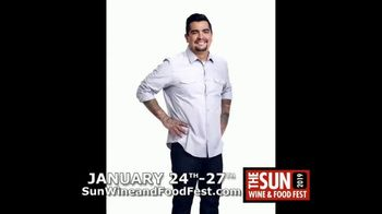 Mohegan Sun TV Spot, '2019 Sun Wine and Food Fest'