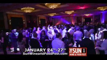 Mohegan Sun TV Spot, '2019 Sun Wine and Food Fest' - Thumbnail 8