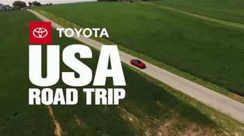 Toyota Camry TV Spot, 'USA Road Trip: Kentucky Speedway' [T2] - Thumbnail 1