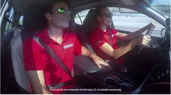 Toyota Camry TV Spot, 'USA Road Trip: Kentucky Speedway' [T2] - Thumbnail 10