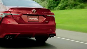 Toyota Camry TV Spot, 'USA Road Trip: Kentucky Speedway' [T2] - Thumbnail 3