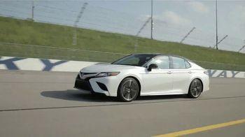 Toyota Camry TV Spot, 'USA Road Trip: Kentucky Speedway' [T2] - Thumbnail 6