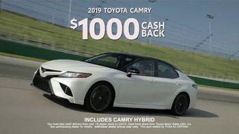 Toyota Camry TV Spot, 'USA Road Trip: Kentucky Speedway' [T2] - Thumbnail 8