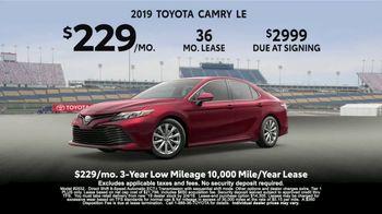 Toyota Camry TV Spot, 'USA Road Trip: Kentucky Speedway' [T2] - Thumbnail 9
