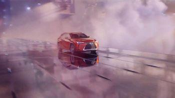 Lexus UX TV Spot, 'Plant a Flag' [T1]