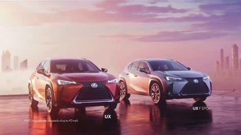 Lexus UX TV Spot, 'Plant a Flag' [T1] - Thumbnail 10