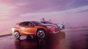 Lexus UX TV Spot, 'Plant a Flag' [T1] - Thumbnail 9